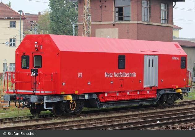 Frankfurt (Oder) - Deutsche Bahn AG - Hilfszug AOC