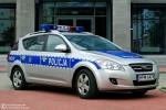 Grajewo - Policja - M519 - FuStW