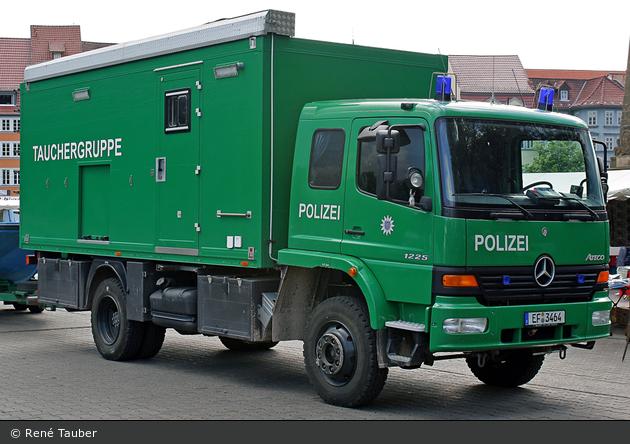 EF-3464 - MB Atego 1225 A - Taucherbasisfahrzeug - BePo