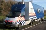 Enschede - Koninklijke Marechaussee - Mobile Wache
