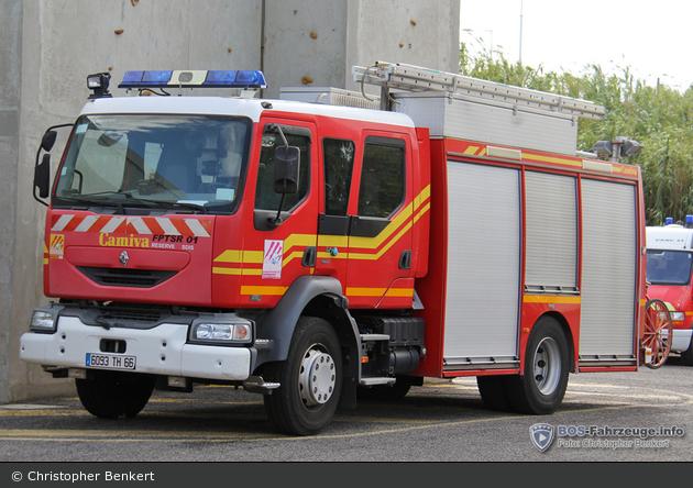 Perpignan - SDIS 66 - HLF - FPTSR (Reserve)
