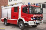 Tatabánya - Tűzoltóság - TLF 4000
