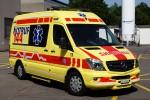 Aarau - Kantonsspital Aarau - RTW - Jura 13
