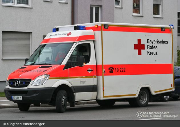 Rotkreuz Kempten 71/02 (a.D.)