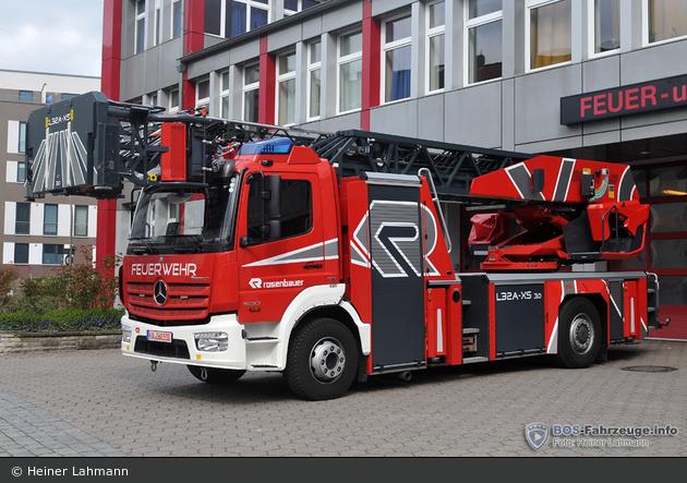 Mercedes-Benz Atego 1630 F - Rosenbauer - DLA(K) 23/12