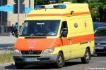 Krankentransport Zuther - KTW 2 (B-Z 8502)