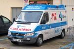 Burgos - Ambulancias Rodrigo S.L. - RTW