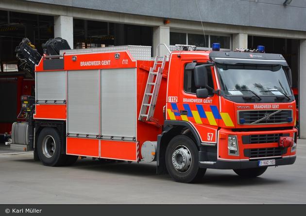Gent - Brandweer - RW-Kran - 57