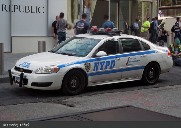 NYPD - Brooklyn - Counterterrorism Bureau - FuStW 3576