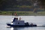Luxor - Polizei - Patrouillenboot