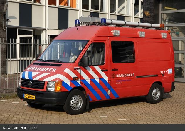 Zeist - Brandweer - MZF - 49-737