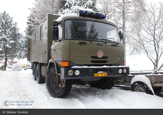 Brno - Policie - Taucherfahrzeug
