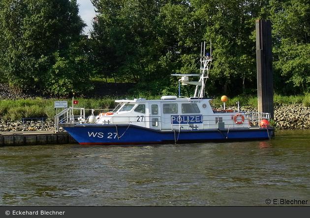 WS27 - Polizei Hamburg - WS 27 (a.D.)