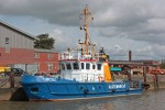"Küstenwache - Husum - Küstenboot ""Hooge"""