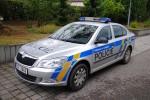 Zvíkovské Podhradí - Policie - FuStw