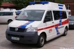 Krankentransport AMG - KTW 38
