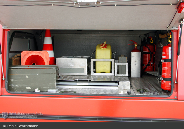 Neubiberg - Feuerwehr - ELW
