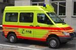 Zürich - Schutz & Rettung - GW-Höhenrettung - F 571