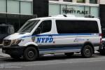 NYPD - Manhattan - Patrol Borough Manhattan South - HGruKW 8639