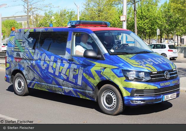 LSA-48311 - VW T6 - Infomobil