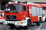 Florian Flughafen Berlin-Tegel Crash 15 GW-Umwelt