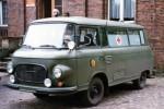 Dömitz - Barkas B 1000 - KK (a.D.)