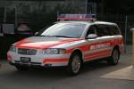 Militärpolizei - Patrouillenwagen