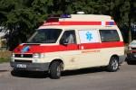 Ostrovačice - Brno Circuit Fire & Rescue - RTW