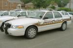 Spotsylvania County - Sheriff's Office - Patrol Car