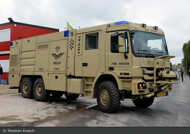 Woensdrecht - Koninklijke Luchtmacht - FLF - 28-4261