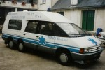 Bourgueil - Ambulances Bourgueilloises - KTW (a.D.)