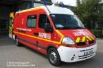 Ensisheim - SDIS 68 - RTW - VSAV