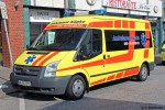 Ambulance Köpke - KTW (HH-AK 3991)