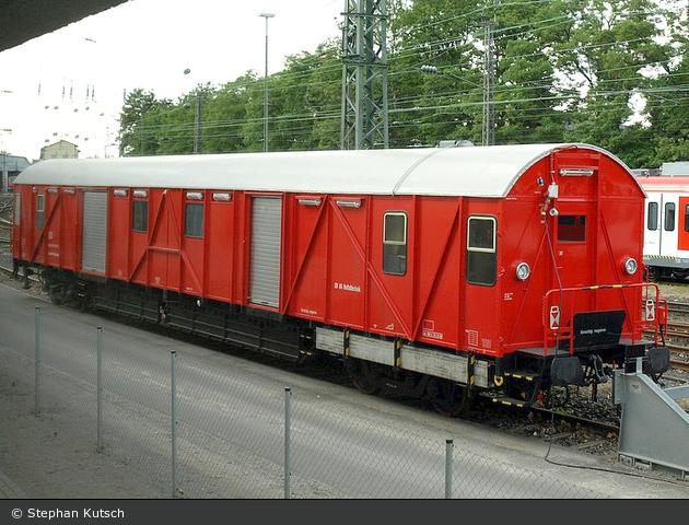 Düsseldorf - Deutsche Bahn AG - Einheitshilfsgerätewagen