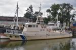 Klaipėda - Pakrančių Apsaugos - Küstenwachboot 101 (a.D.)