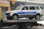 Republika Srpska - Doboj - Polizei - FuStW