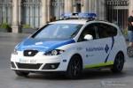 Barcelona - Policía Portuaria - FuStW - V-70