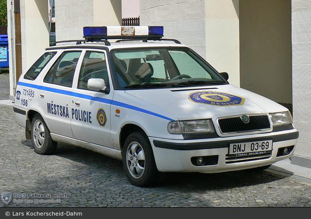 Benešov - Městská Policie - FuStW - BNJ 03-69