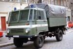 Berlin - Robur LO 2002 A - Schnellkommandowagen (a.D.)