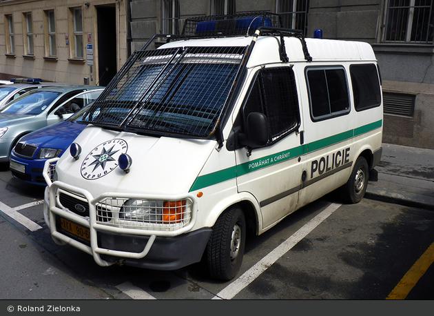 Praha - Policie - AK90-60 - HGruKw