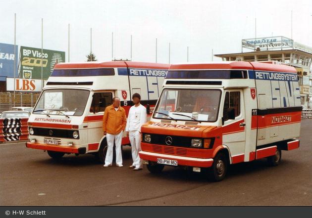 Save Rettungswagen