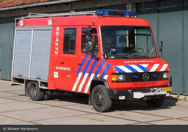 Dongeradeel - Brandweer - RW - 02-4272
