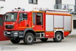Kaufbeuren - Feuerwehr - FlKfz-Gebäudebrand 2.Los