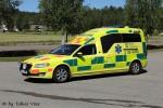 Bollnäs - Landstinget Gävleborg - Ambulans - 3 26-9360