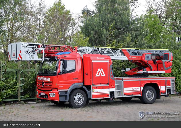Mercedes-Benz Atego 1630 F - Magirus - DLA(K) 23/12 (M32L-AT)