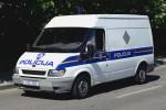 Zagreb - Policija - leLKW