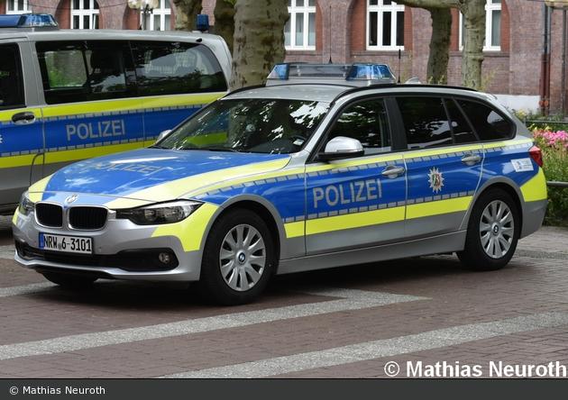 NRW6-3541 - BMW 318d Touring - FuStW