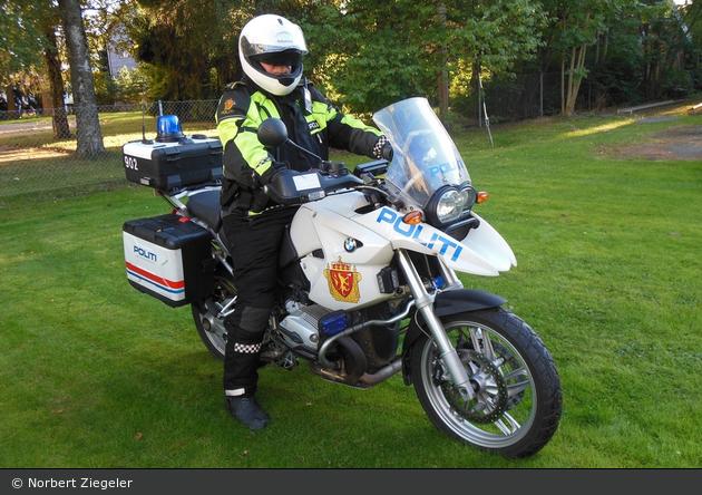 Oslo - Politi - KRad - 902