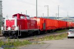 Hildesheim - Deutsche Bahn AG - Rettungszug