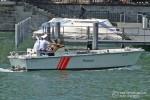 Zürich - StaPo - Wasserschutzpolizei - Patrouillenboot